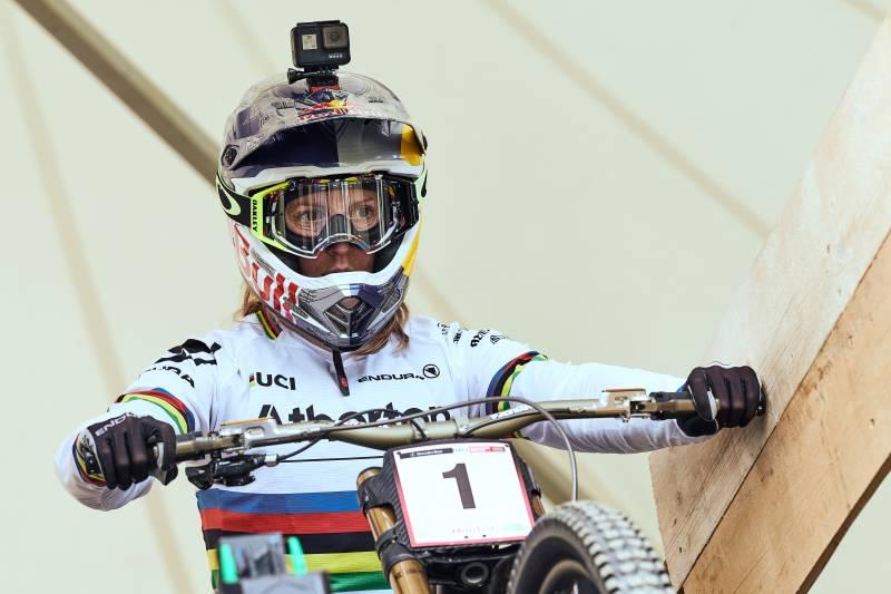 Η Rachel Atherton ξεκίνησε το 2019 σαν παγκόσμια πρωταθλήτρια