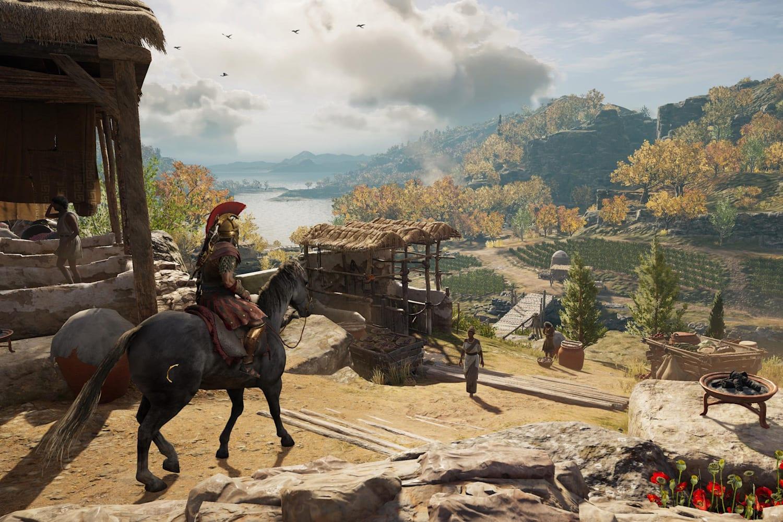 Assassin S Creed Oddyssey S Combat Broken Down