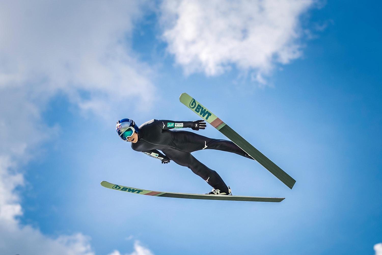 小林陵侑】スキージャンパー、刹那の宙を駆ける無限の可能性|インタビュー