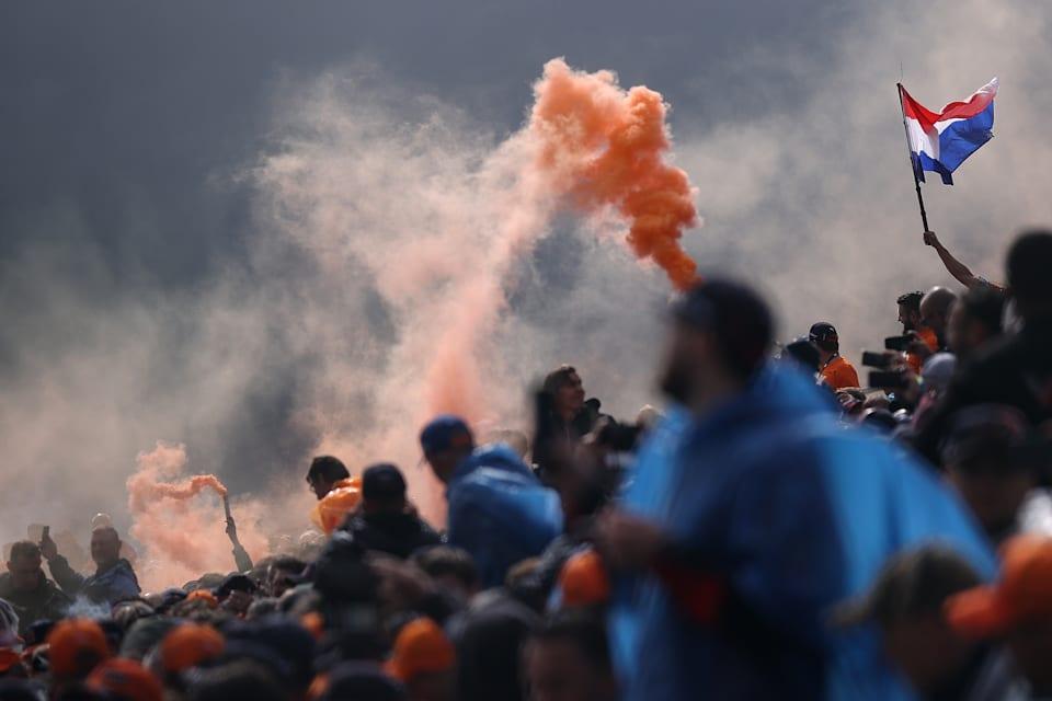 Turuncu Ordu Spa'da Renklerini Gösteriyor