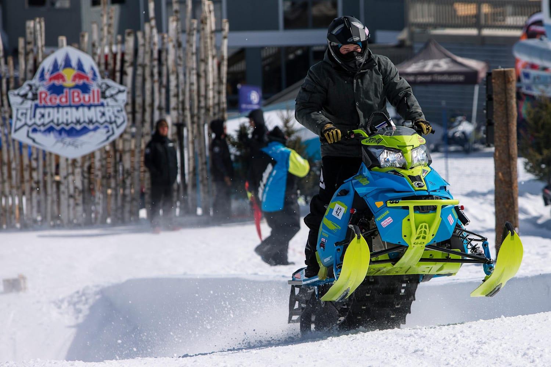 スノーモービル - Snowmobile - JapaneseClass.jp
