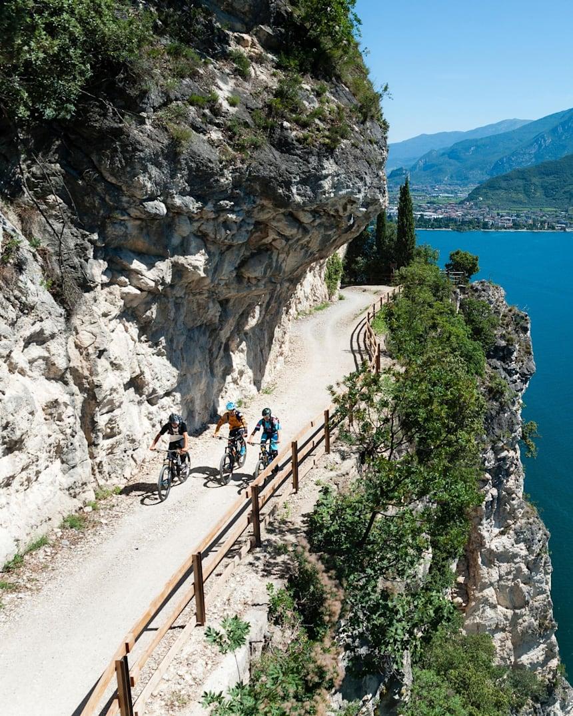 MTB Gardasee: Der ultimative Trails und Touren Guide!