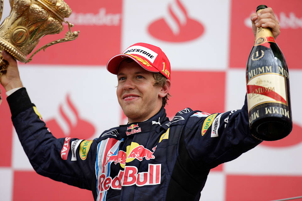 Top Silverstone Step For Seb