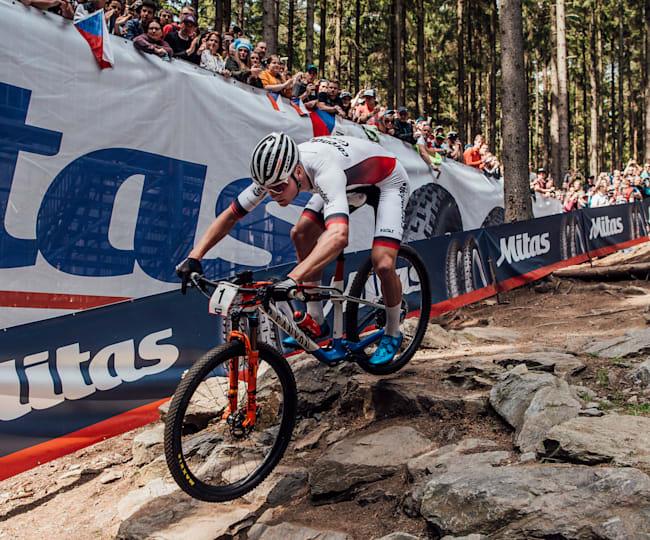 Mathieu van der Poel doet mee met UCI MTB