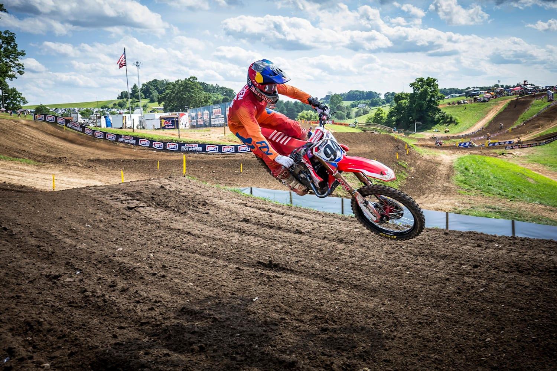 Motocross Red Bull