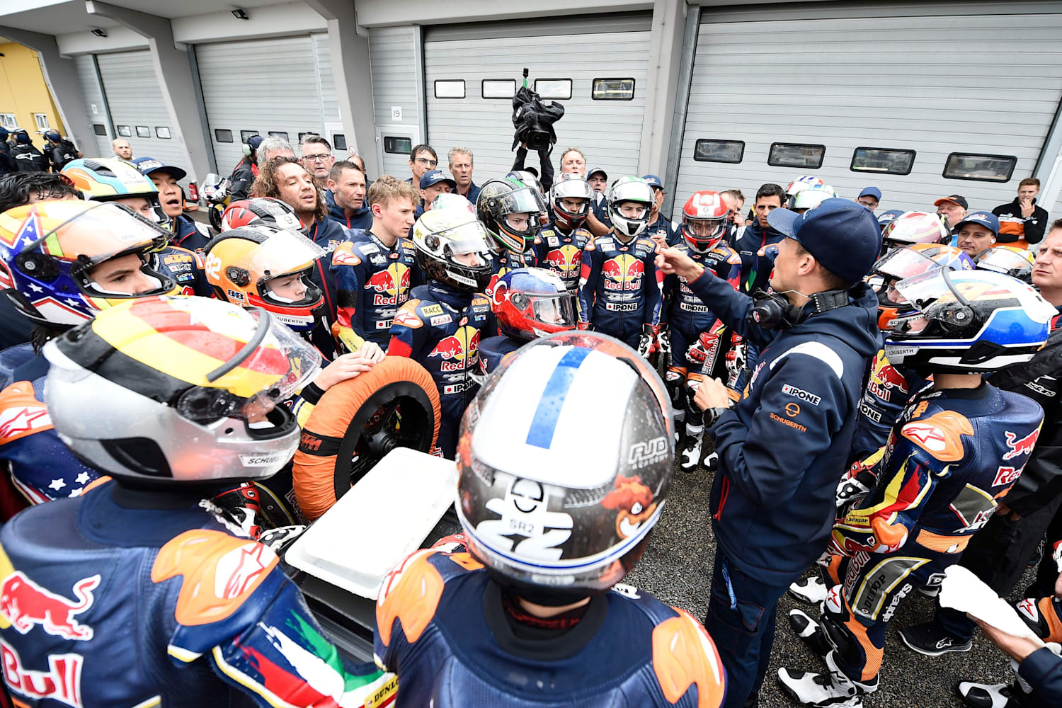 Learn How To Become A Pro Motorcycle Racer Red Bull