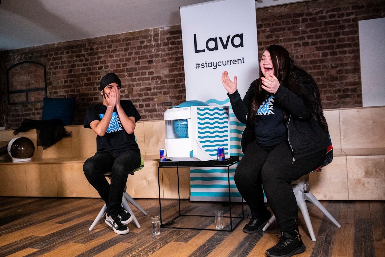 Lava Aqua X: a genius water-saving washing machine