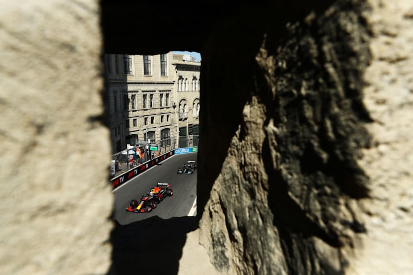 Watching An Action-Packed Quali From All Angles