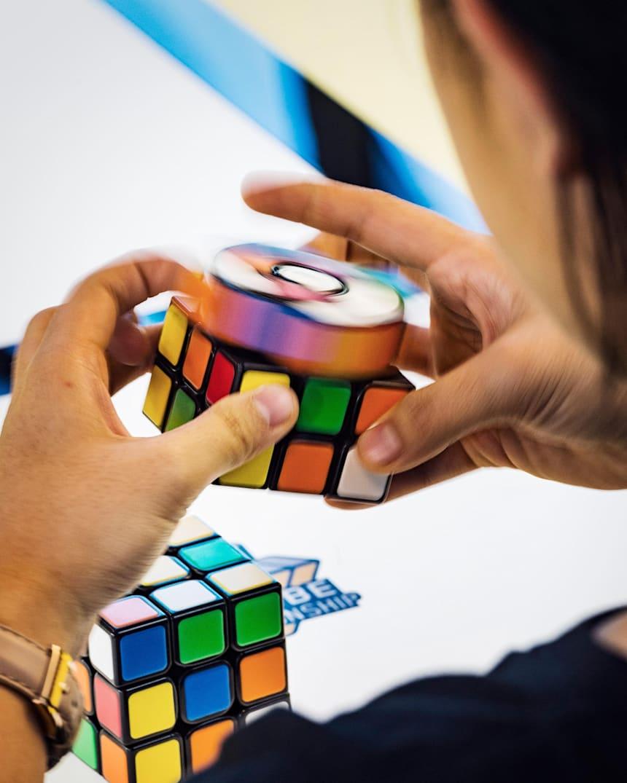10 coisas que você não sabia sobre o Cubo de Rubik