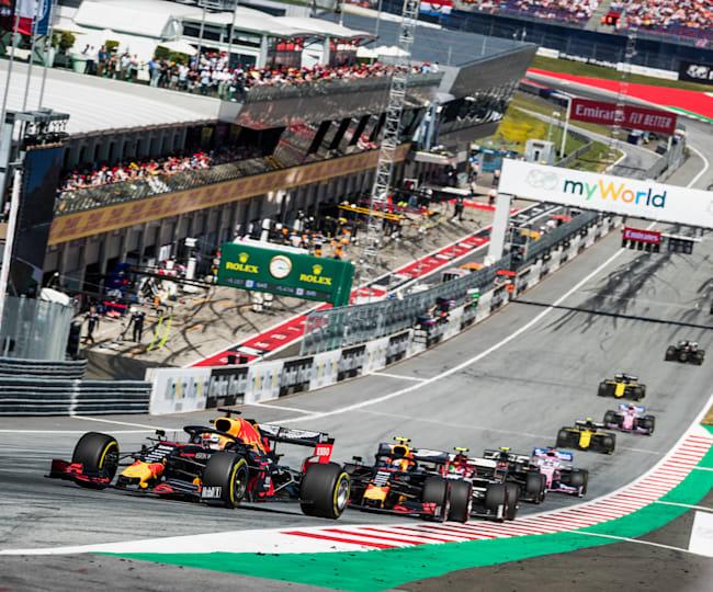 F1 Kalender 2021