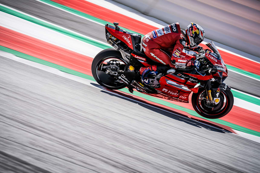Austrian Motogp 2020 Race Report And Results