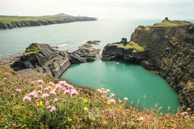 Pembrokeshire: places britball team