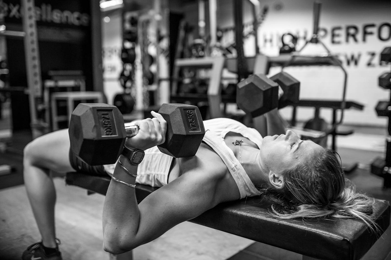 pierzi în greutate cu greutăți