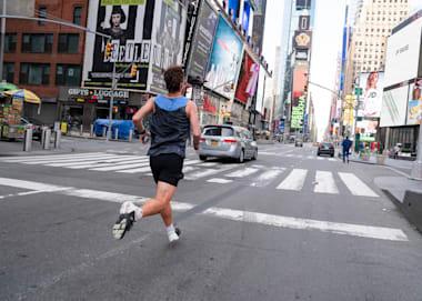 Ο David Kilgore έτρεξε σε κάποιους πολύ γνωστούς δρόμους