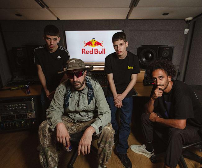 Red Bull Next: Dakrey, Johnny Marsiglia e Night Skinny