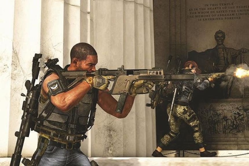 The Division 2 The Best Talents For Weapons And Gear