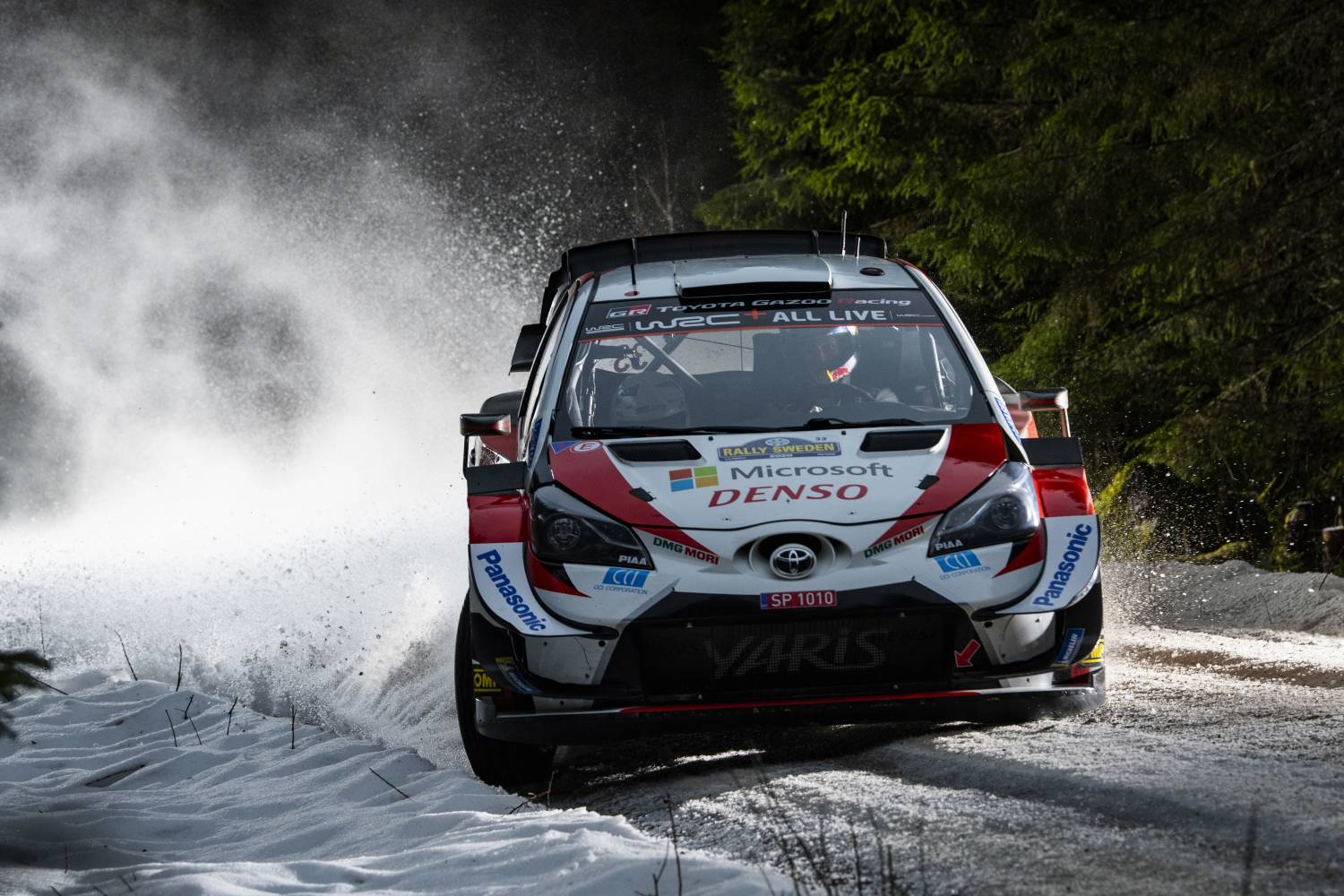Get the news and results from Rally Sweden 2020.