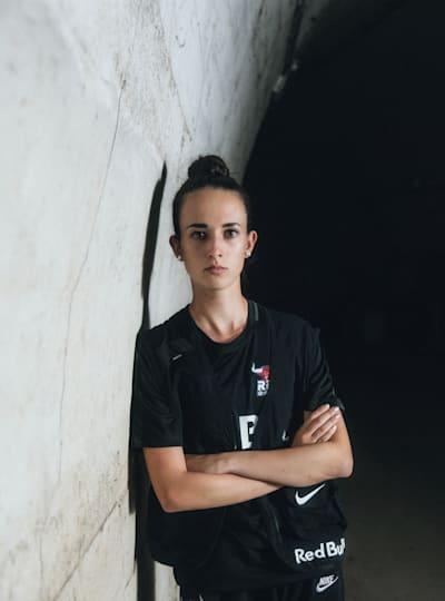 Lena Güldenpfennig spielte ihr erstes FIFA Tournament im Jahr 2000