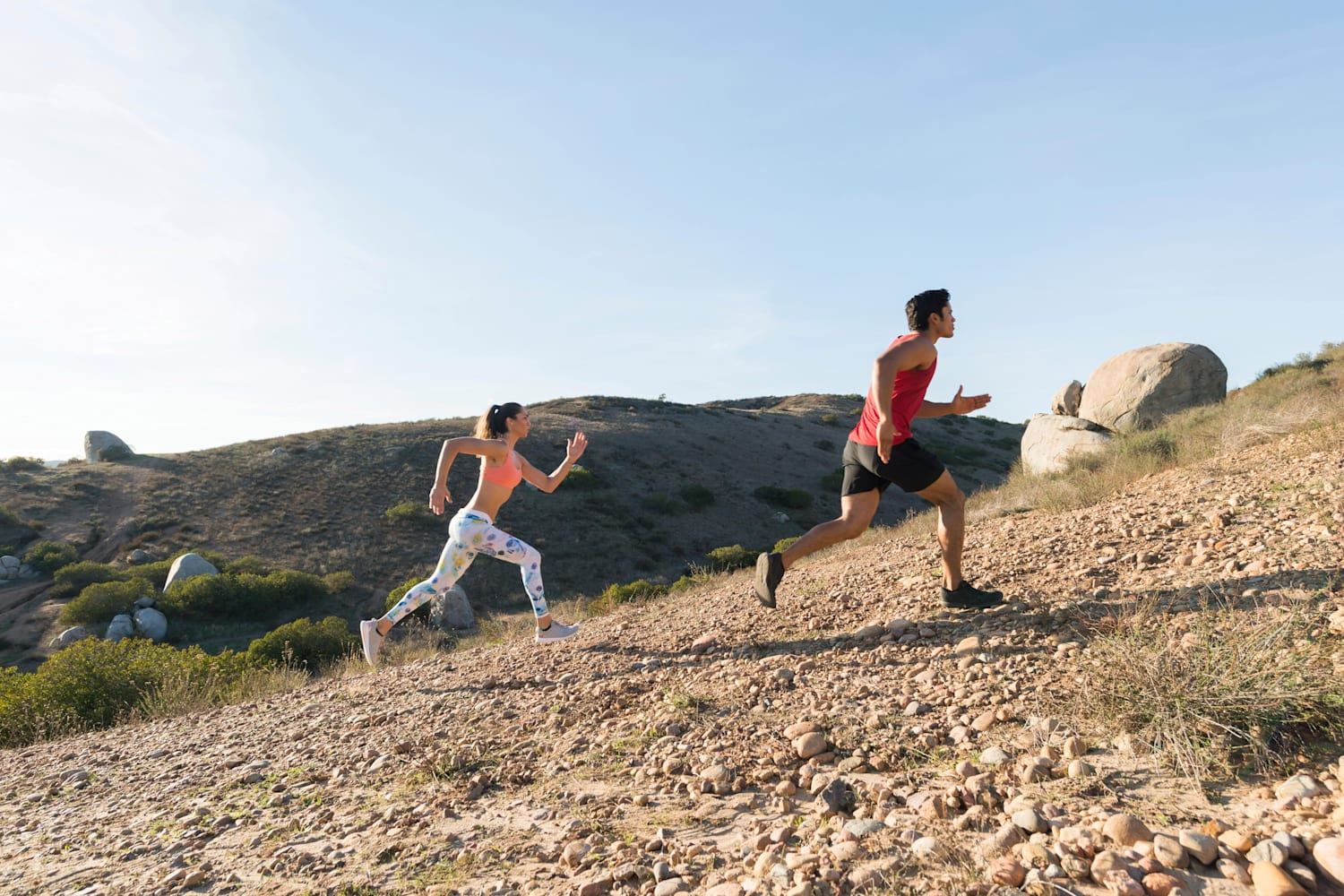 The 5 best hill running sessions to work into your routine