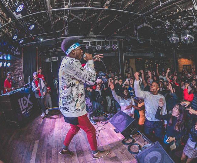 """Calgary supports its growing hip hop scene at """"10 at 10"""""""