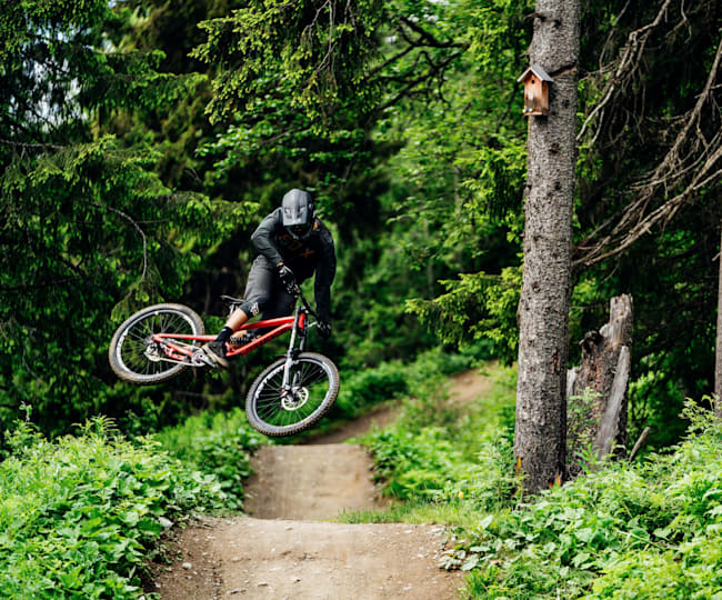 Go hit the trails and make your own Insta-shredit.