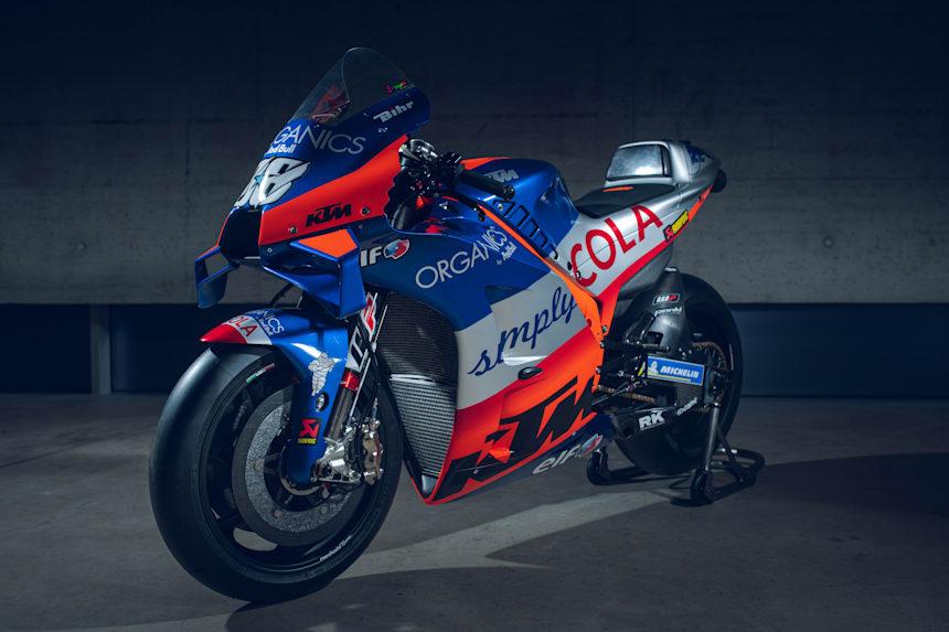 Red Bull KTM: Los pilotos para 2021