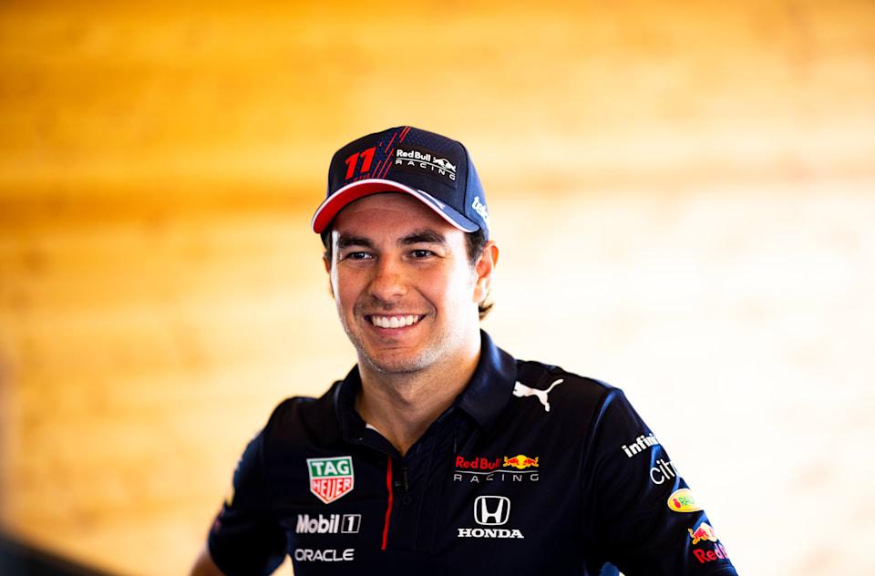 Sergio's Got A Styrian Smile