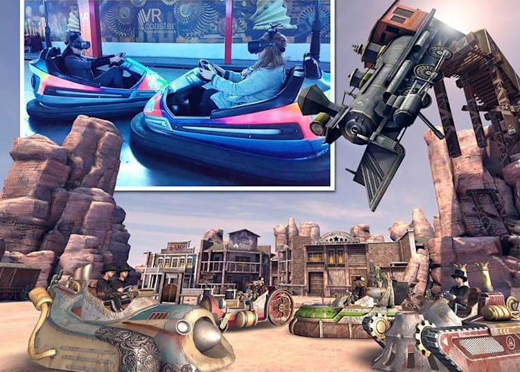 best virtual reality games online free