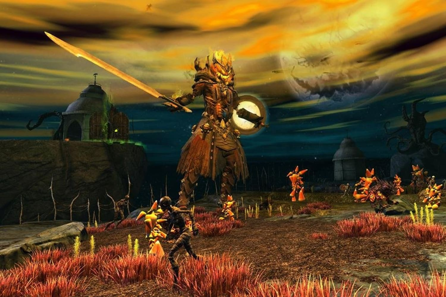 Fun in the Southsun: Updates to GW2   Guild Wars 2