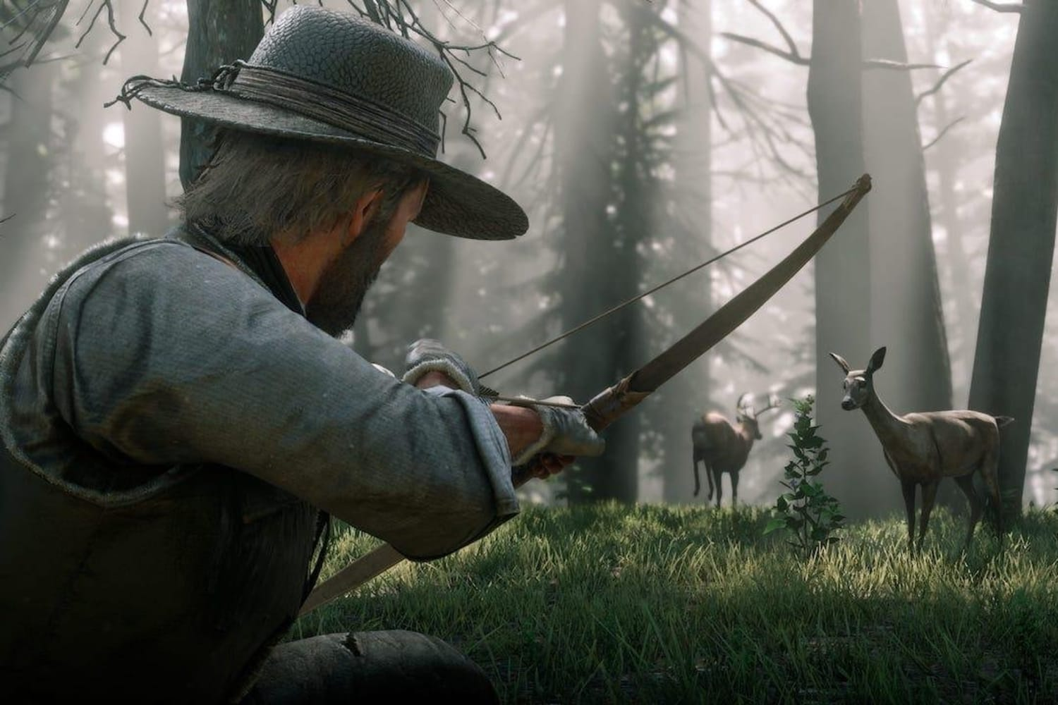 Red Dead Redemption 2 after campaign +tips+ | Red Bull