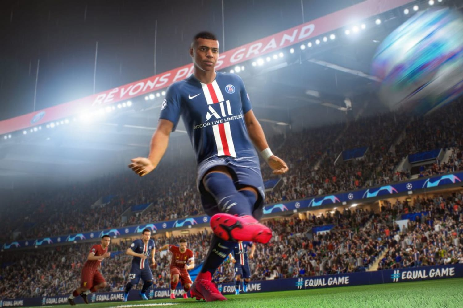 FIFA 21: The young players with the highest potential