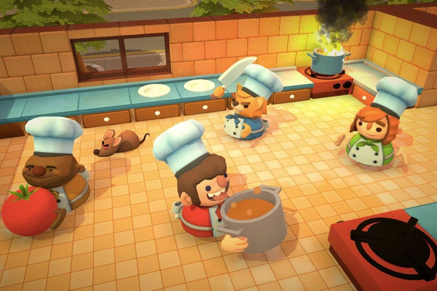 Overcooked Nintendo Switch interview   Red Bull Games