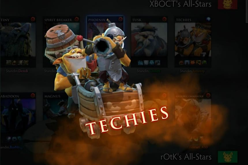 Dota 2 How Techies Became The New Meepo