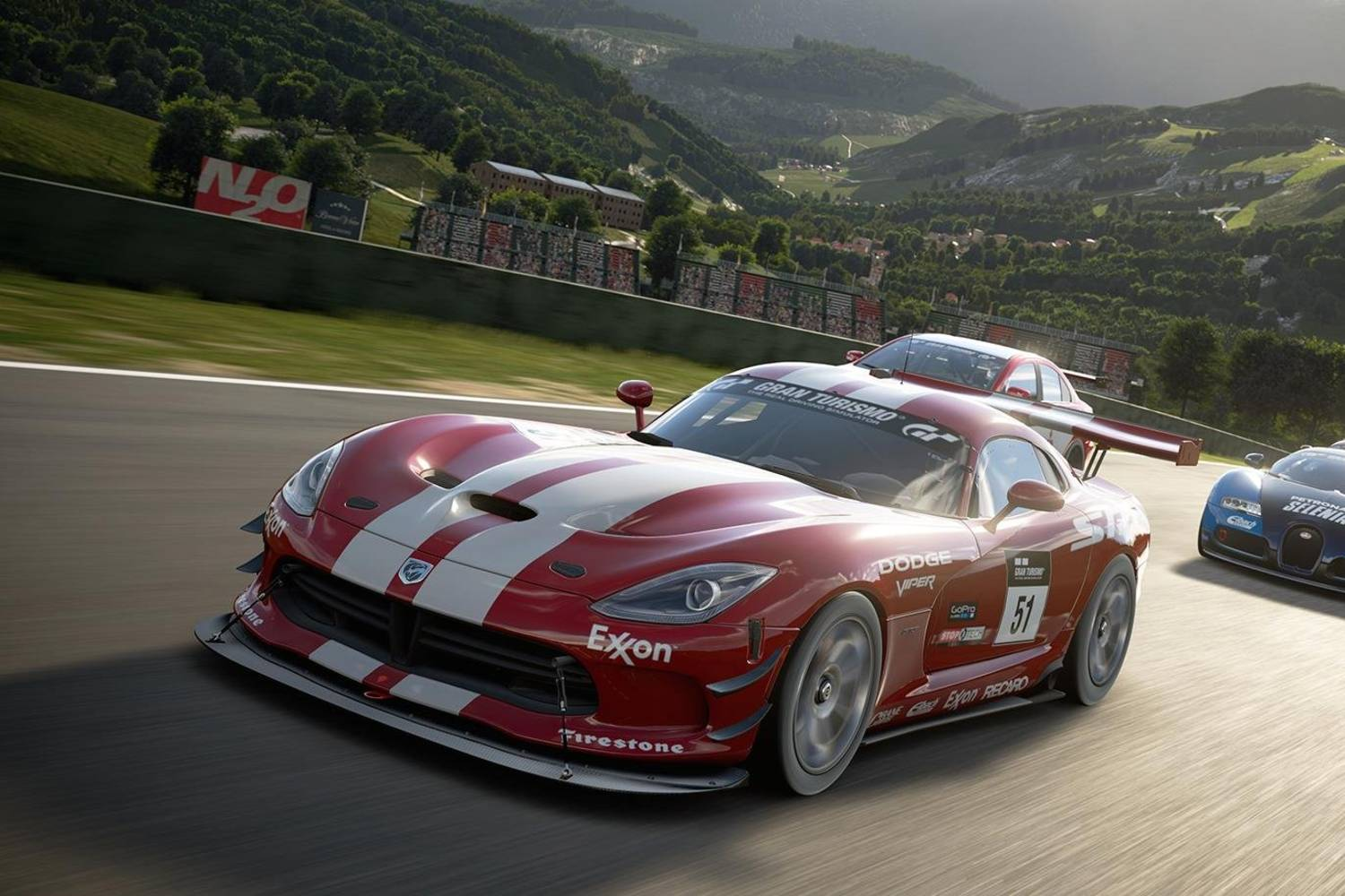 Gran Turismo Sport Track List >> Tips To Win Races In Gt Sport Red Bull Games