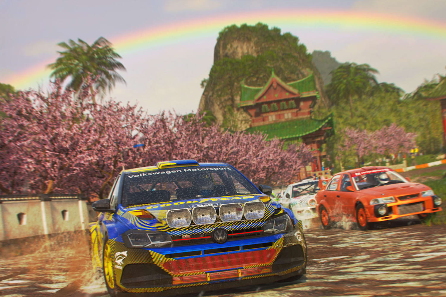 DiRT 5 Codemasters interview locations   Red Bull Games