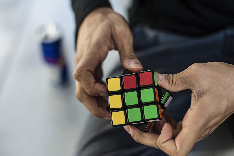 Rubik's World Cup - Learn