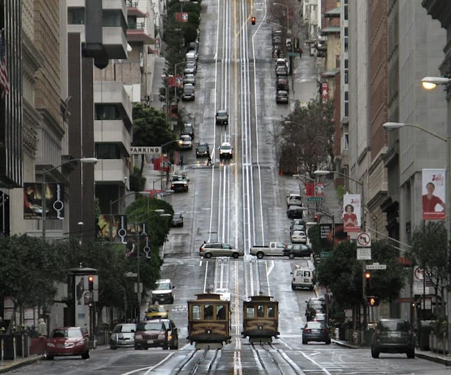 Califórnia Street