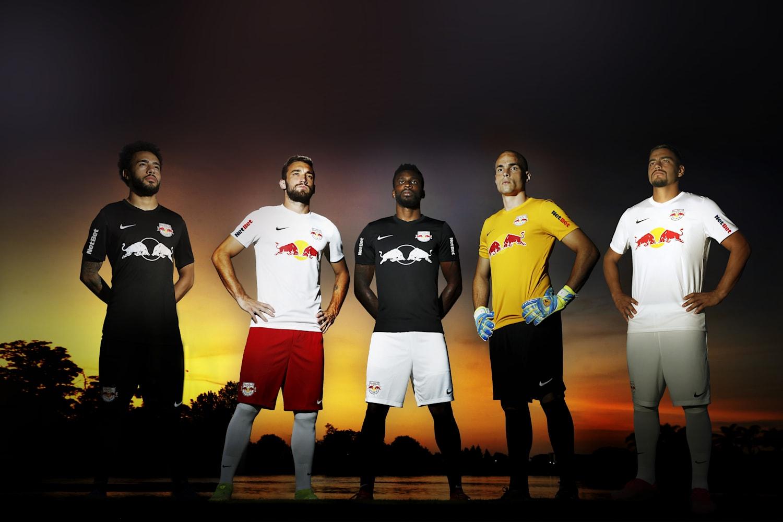 Estes são os novos uniformes do Red Bull Bragantino