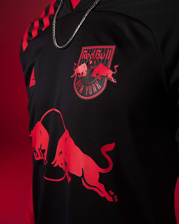 ellos Lectura cuidadosa costo  A nova camisa do New York Red Bulls é espetacular
