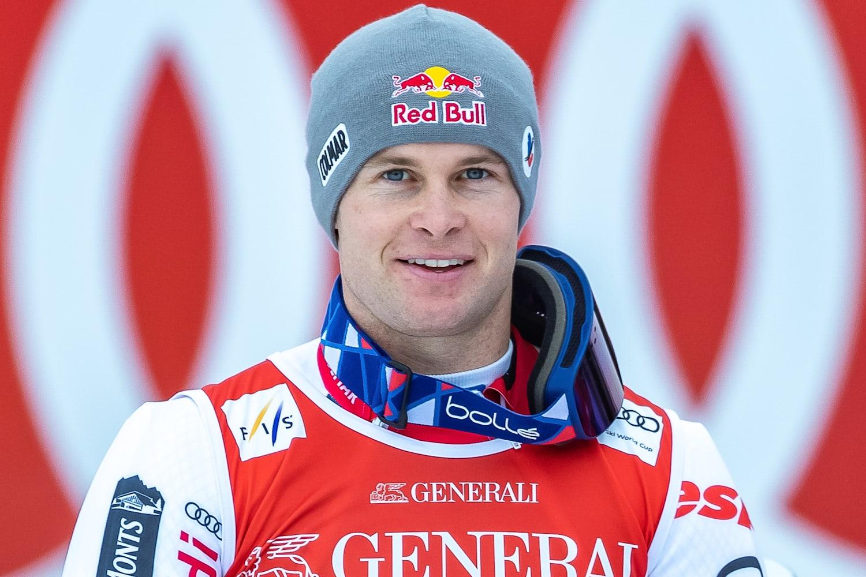 Alexis Pinturault Skiing Red Bull Athlete Profile