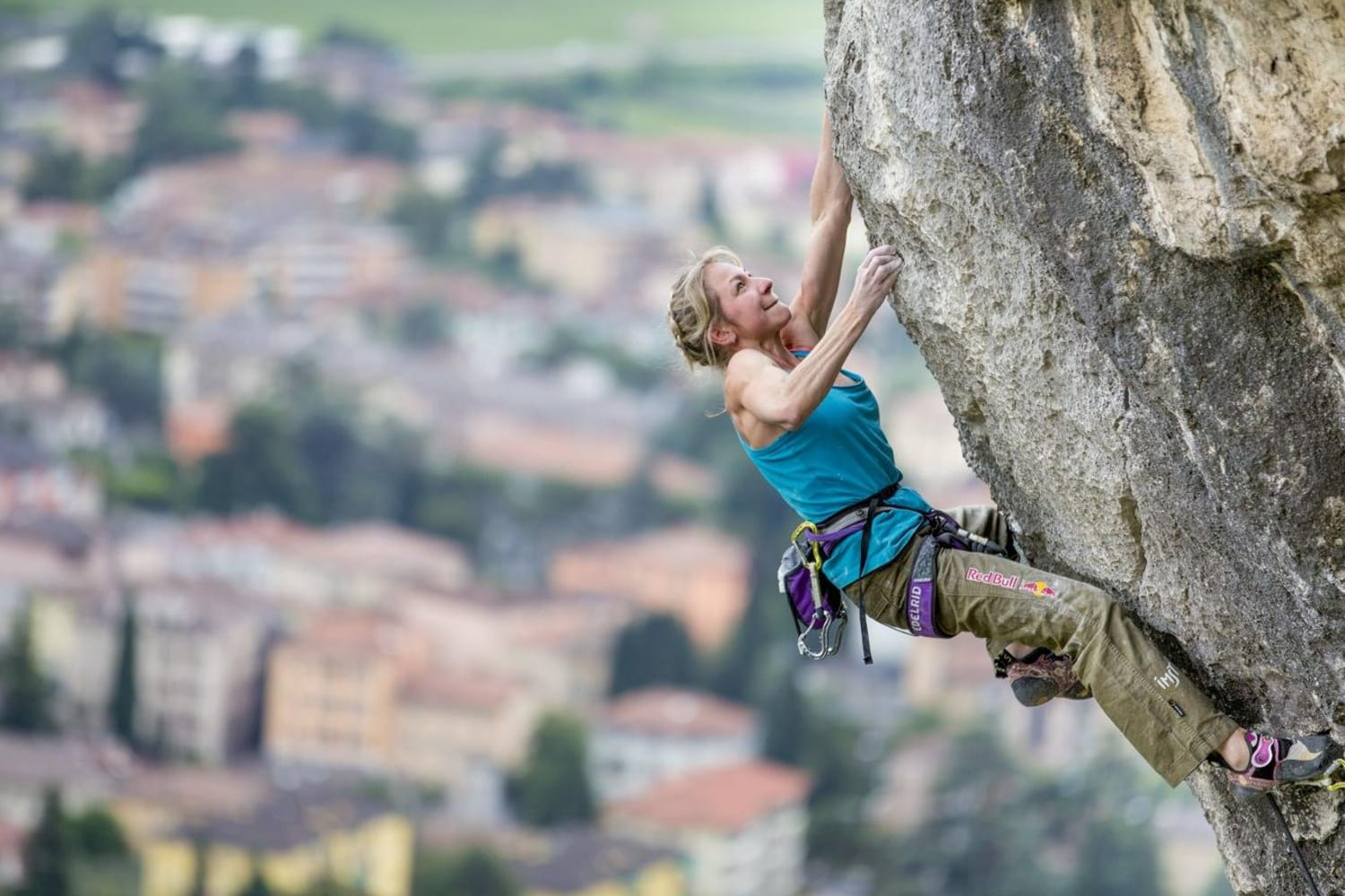 How To Start Outdoor Rock Climbing Angy Eiter S Tips