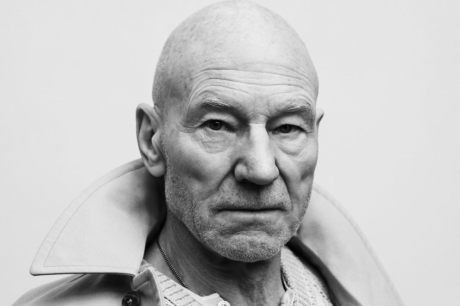 Patrick Stewart's role as Jean-Luc in Star Trek: Picard actor iconic role