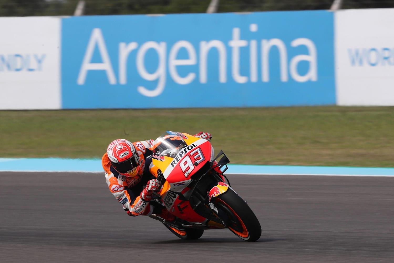 MotoGP de Argentina 2019: Race reportaje y resultados