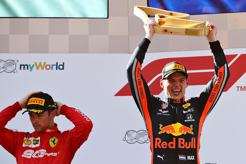 Inspired by: Der Tag, an dem Max Verstappen den Red Bull Ring rockte