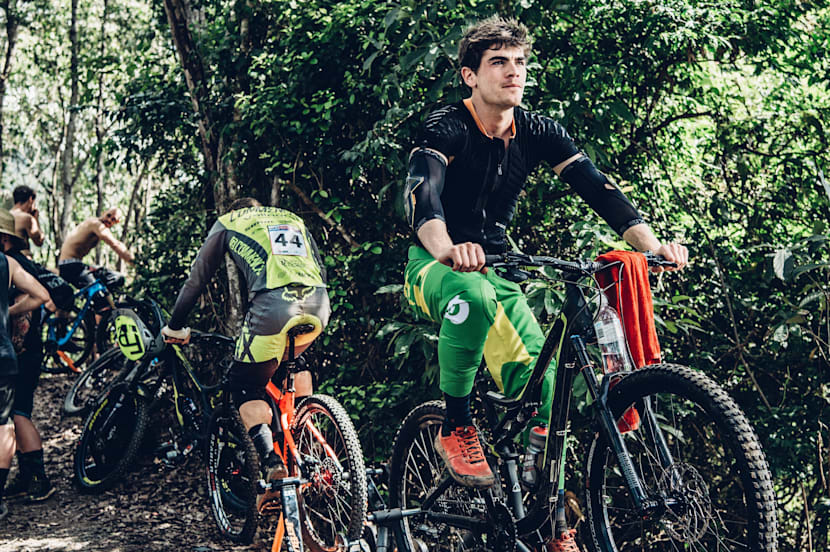 Ropa Para Practicar El Mountain Bike En Invierno