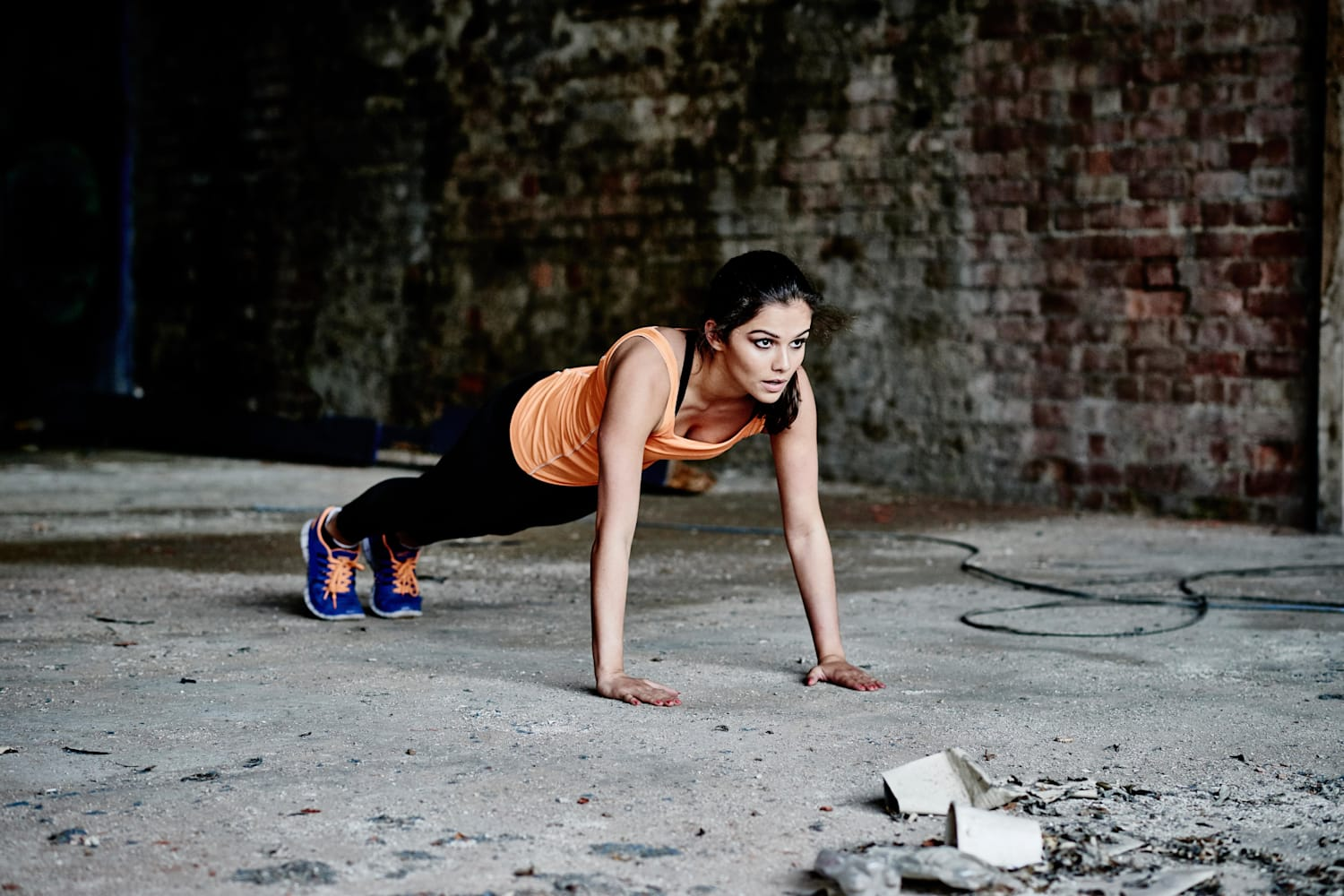 Strength training for runners: Top 10 workout exercises