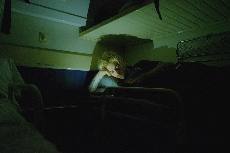 Quebonafide Romantic Psycho Film Premiera w Red Bull TV