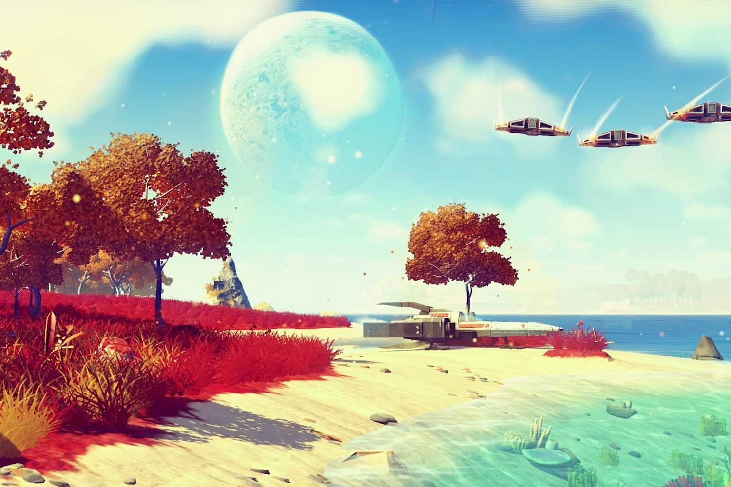 No Man's Sky: video game statistics | Red Bull