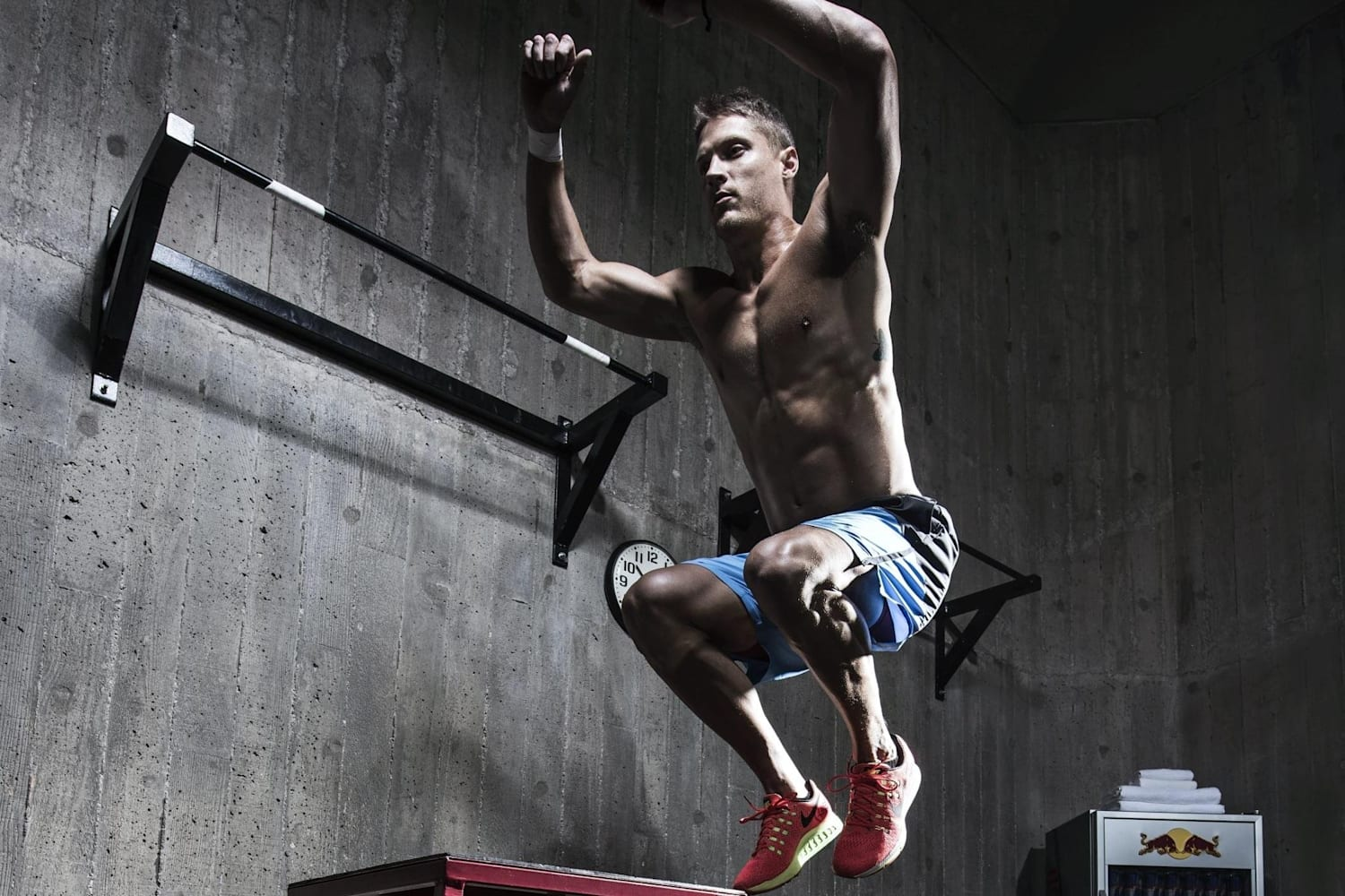 Chaos Training: the best gym workout you've never heard of