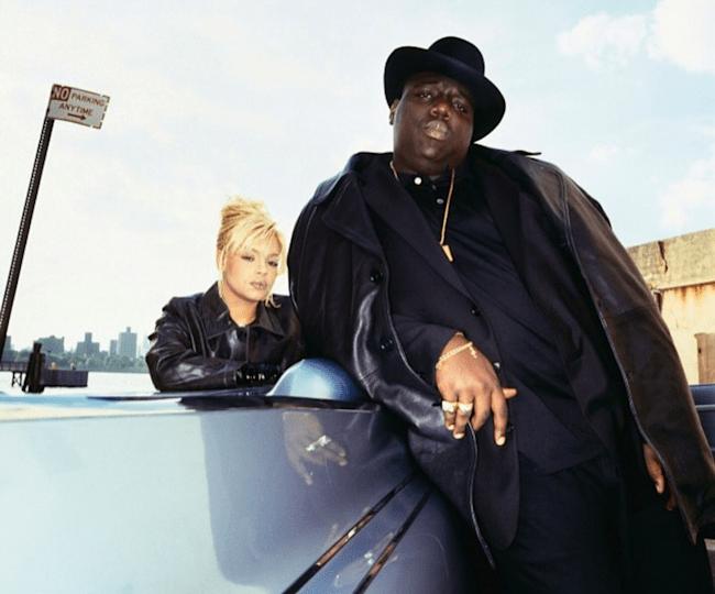 Notorious B.I.G. e Faith Evans